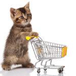 Helfen durch Shoppen